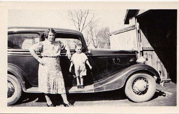 mary robert gerencser 1930's