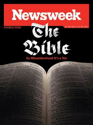 newsweek the bible