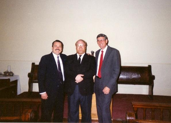 Jose Maldonado Bruce Gerencser Pat Horner 1994