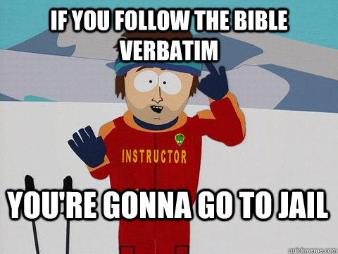 bible literalism