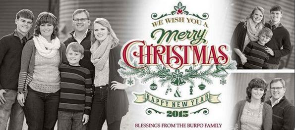 burpo family christmas
