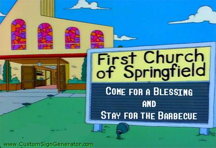 Welcome to the Church BBQ | The Life and Times of Bruce Gerencser