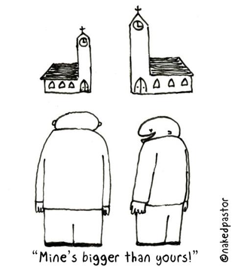church size matters