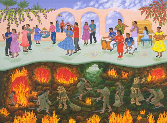 The Yellow House  Eggs in purgatory Uova al purgatorio