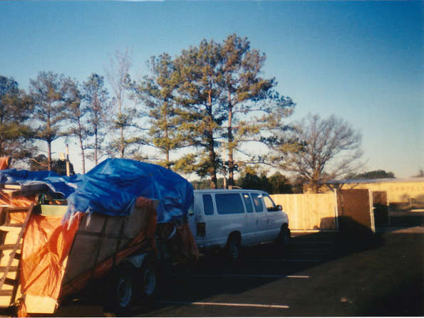 move to community baptist church
