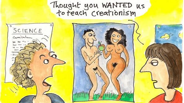 teaching creationism
