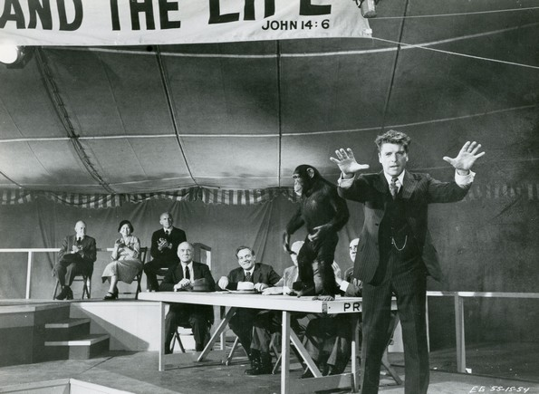 elmer gantry 1960