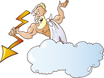god in control of the weather