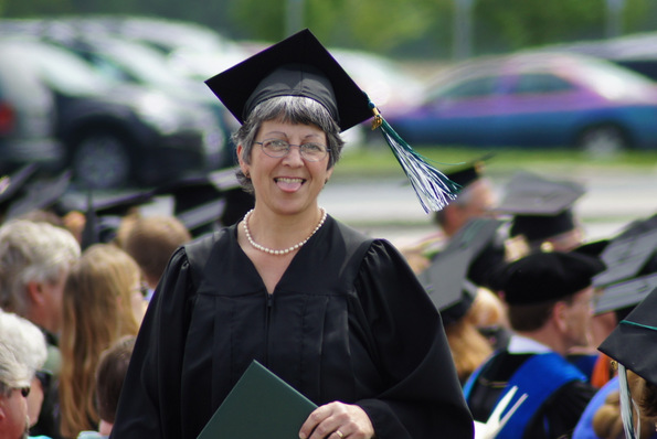 polly gerencser graduation 2012
