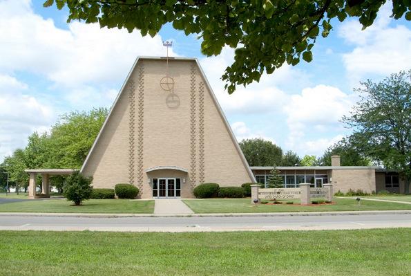 st john united church of christ