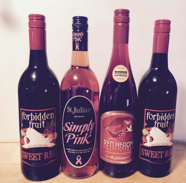 st julian wine