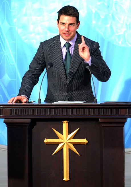 tom cruise church of scientology