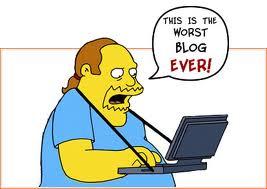 worst blog