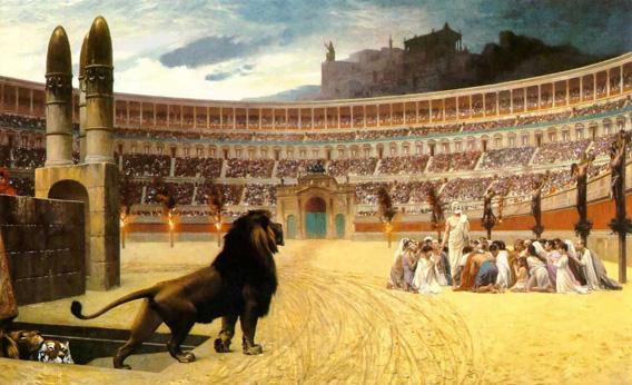 christian martyrdom 3