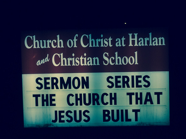church that Jesus built