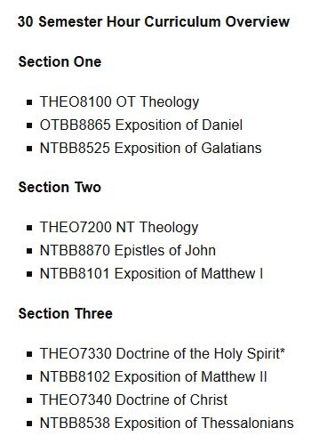 doctor of theology andersonville