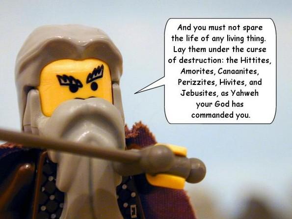 genocidal god