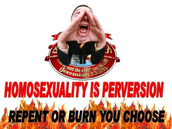 homosexuality is a sin