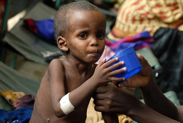 somali child