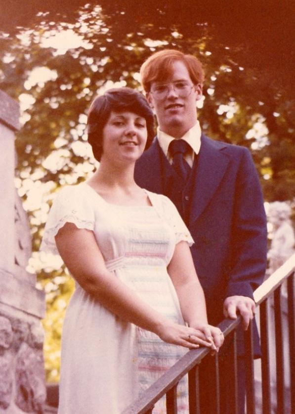 polly bruce gerencser cranbrook gardens bloomfield hills michigan 1978