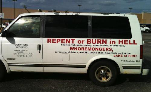 whoremonger van