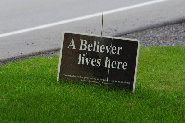 believer lives here