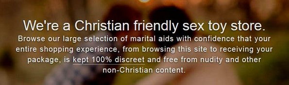 christian sex stores