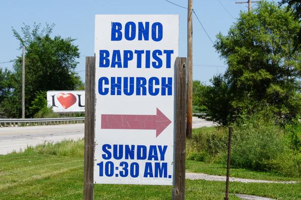 bono baptist church