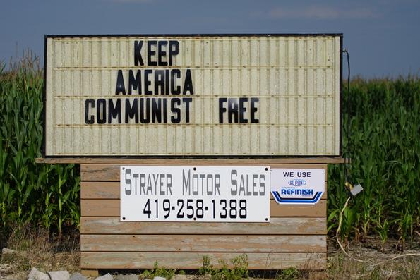 keep america communist free