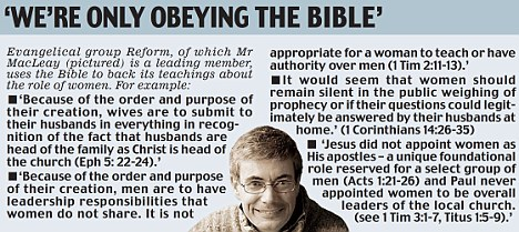obeying the bible