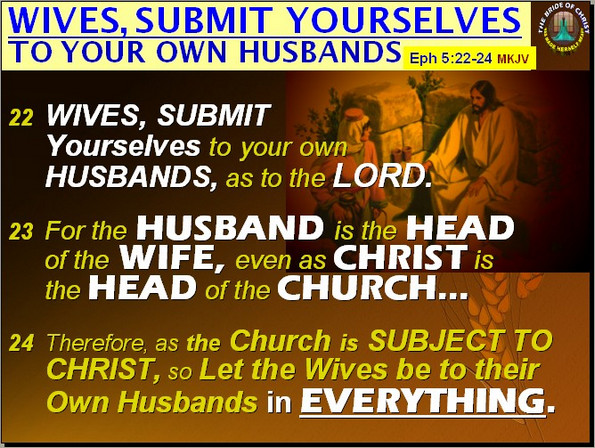 wives submit