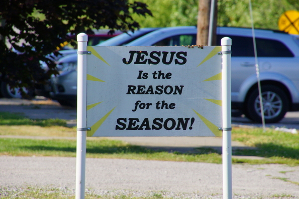 jesus reason for season