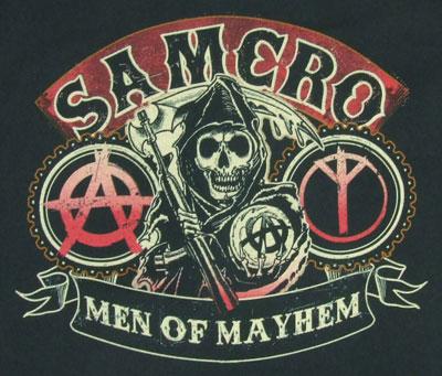 men of mayhem