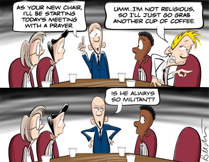 atheist prayer
