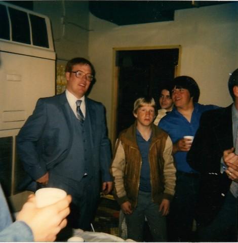 bruce gerencser 1983