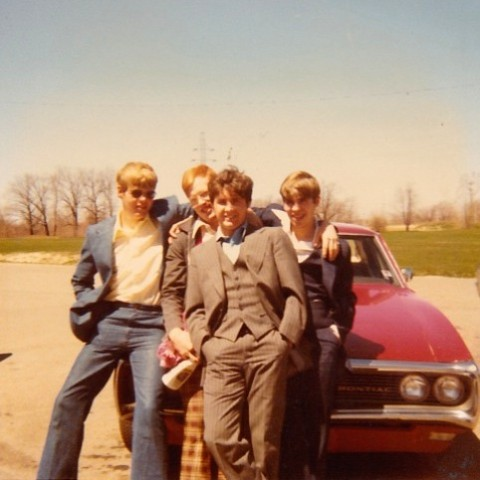 gary keen bruce mike fox greg wilson midwestern baptist college 1978