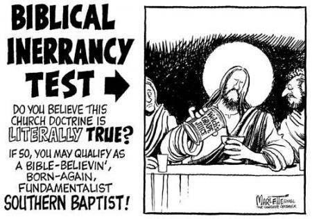 inerrancy test