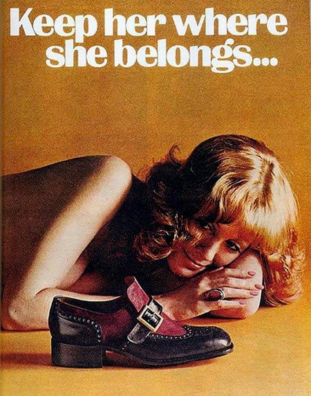 keep women where they belong