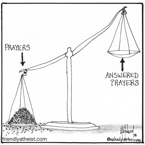 unanswered prayers 2