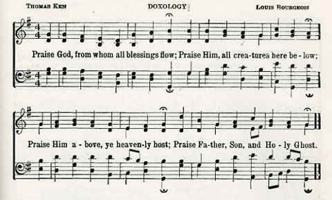 doxology hymn