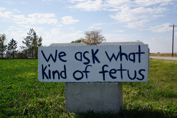 route 18 abortion signs-003