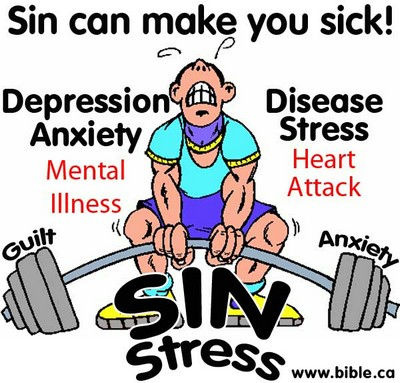 sin can make you sick