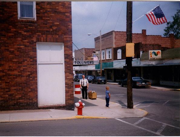 bruce gerencser street preaching crooksville ohio