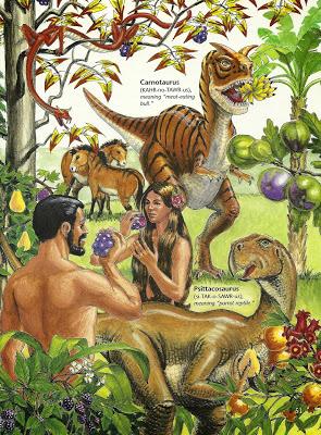 ken ham's book dinosaurs