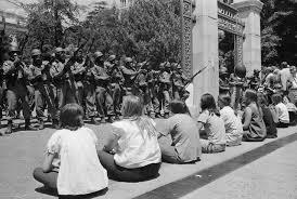 berkely protest 1969