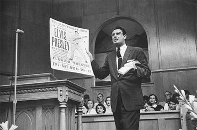 bob gray jacksonville florida preaching against elvis