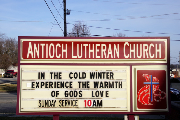 antioch lutheran church hoagland indiana