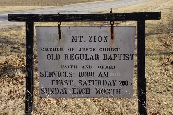 mt zion old regular baptist kenton ohio