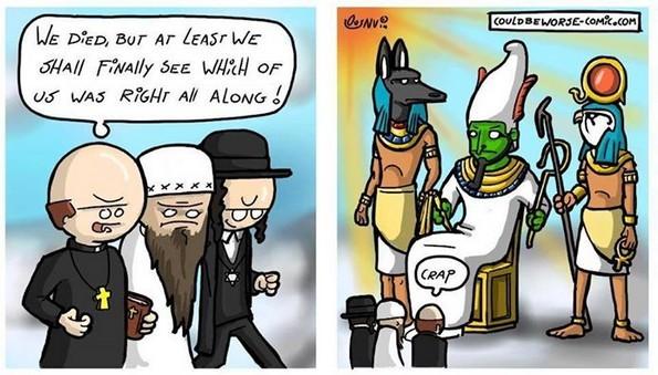 one true religion