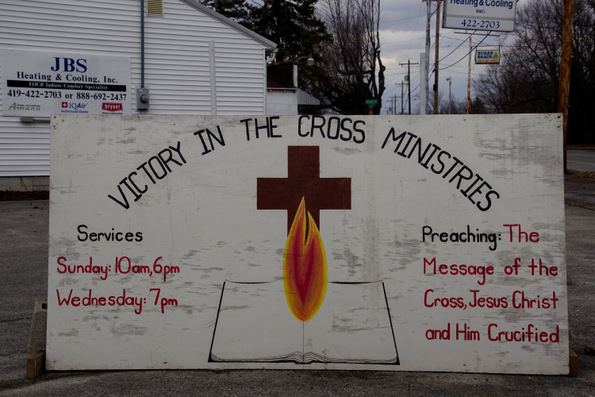 victory in the cross ministries findlay ohio
